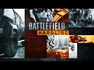 Battlefield Hardline | Real Gameplay | Trailer | First Video | HD