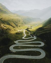 Невероятные кадры двадцатилетнего фотографа из Швейцарии