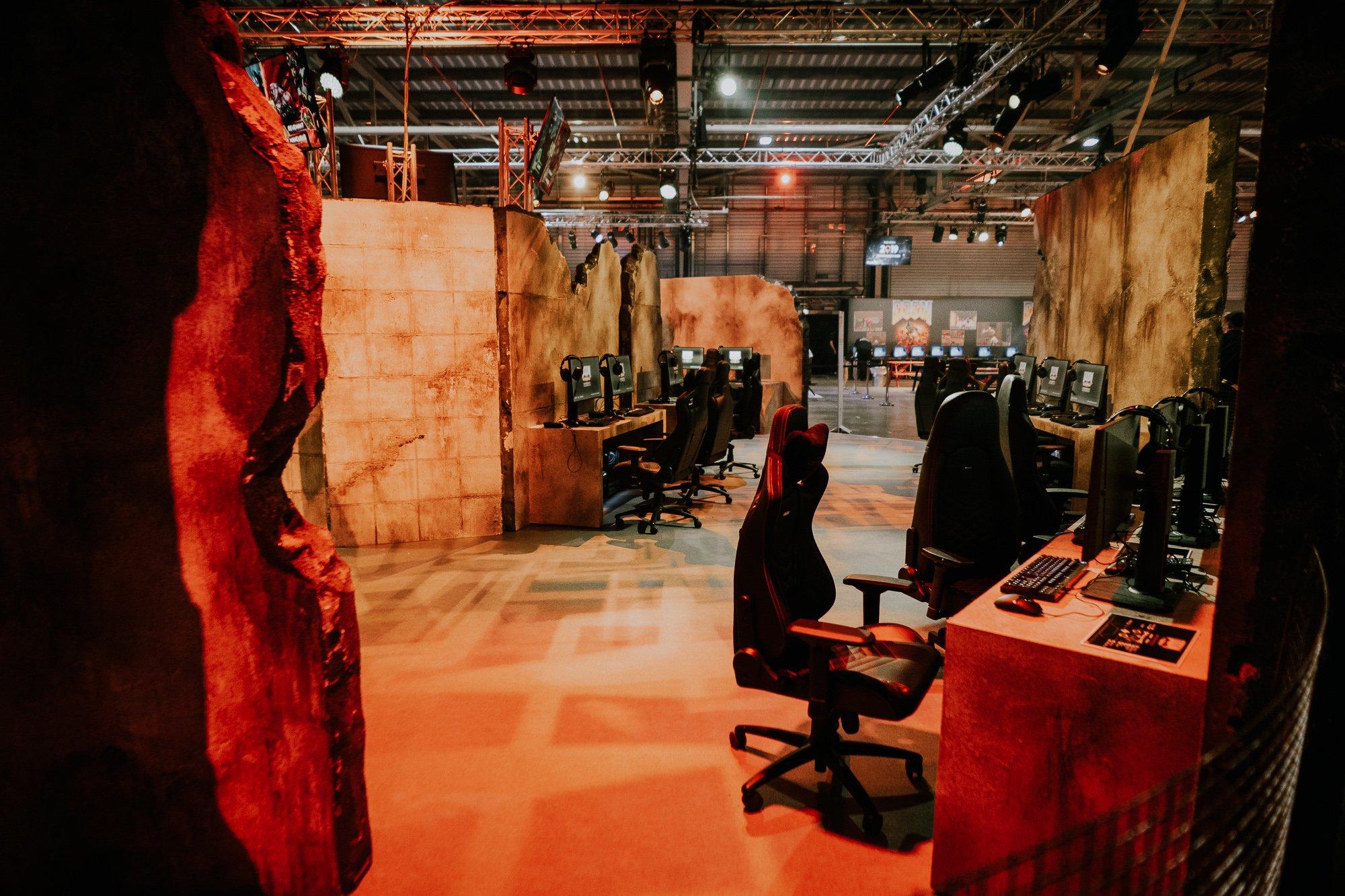 Сегодня стартовал QuakeCon 2019 в Лондоне