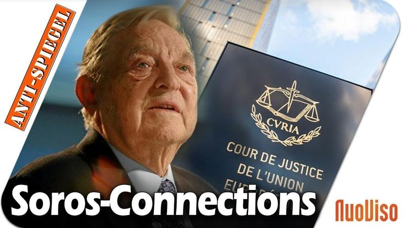 Fast jeder 4 Richter am Europäischen Gerichtshof für Menschenrechte ist eng mit Soros verbunden