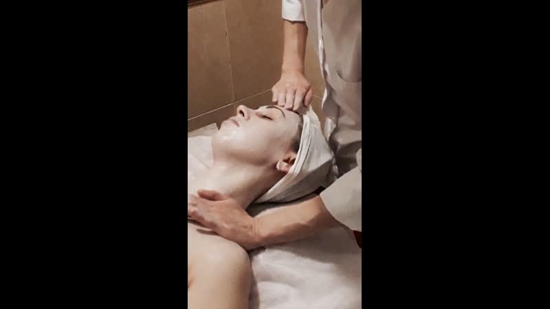 Лимфодренажный массаж лица Aruna beauty
