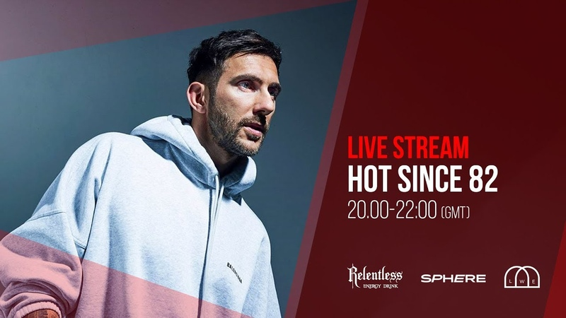 Hot Since 82 Live From Sphere at Magazine, London
