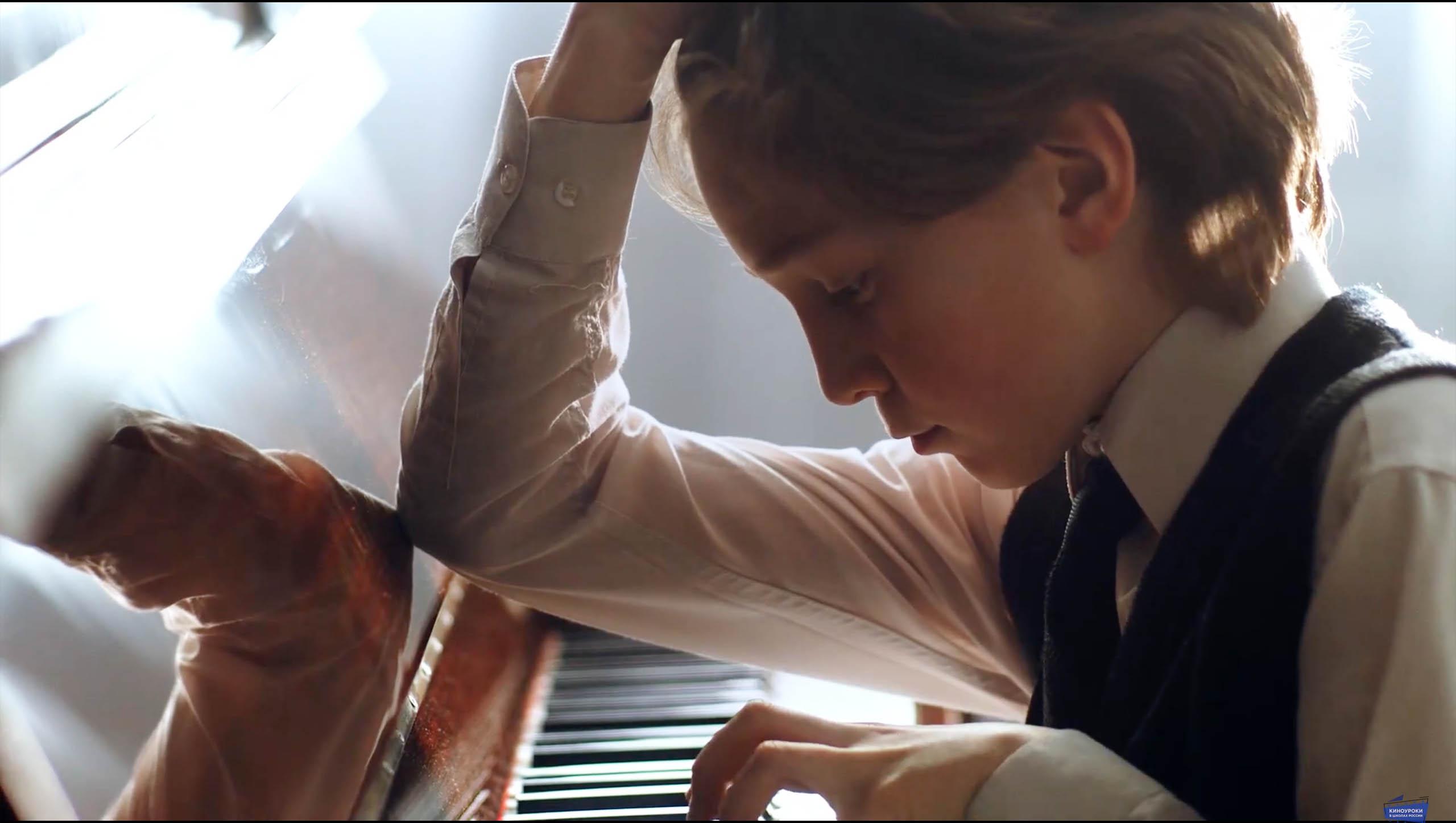 Кадр из фильма «Мой друг — Дима Зорин»