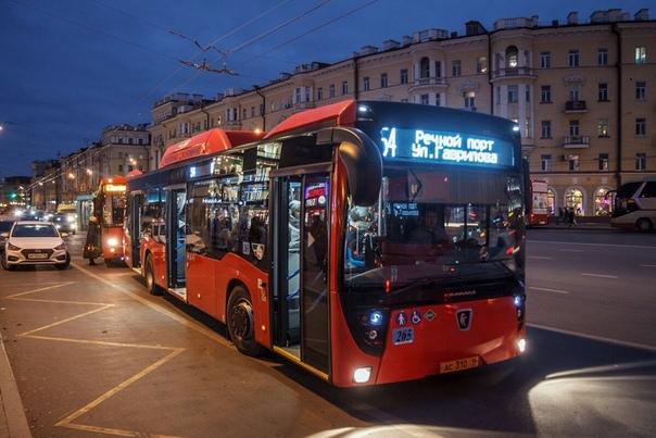 Преимущества общественного транспорта