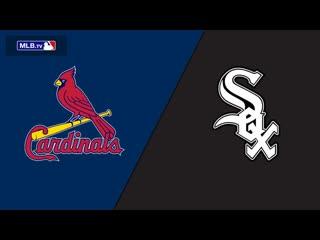 IL /  / STL Cardinals  CHI White Sox (1/3)