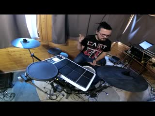 Point charlie - портак (drum cover by jack)