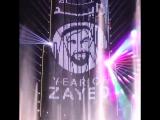 Световое шоу в Дубае
