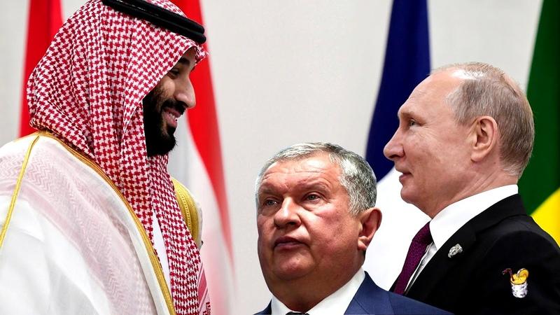 Затишье перед бурей Саудовская Аравия готовится ко 2 раунду нефтяной войны