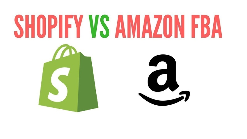 How Does Amazon FBA vs Shopify Dropshipping FBA Really Work Which eCommerce Business Model Wins