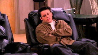 Friends - (Chandler & Joey) All By Myself