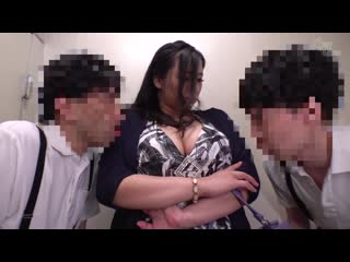 Haruna Hana - The Sexy PTA Chairman And The Student Council President Bad Boy