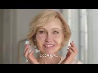 Реклама ЛОреаль Возраст Эксперт - Октябрь 2020