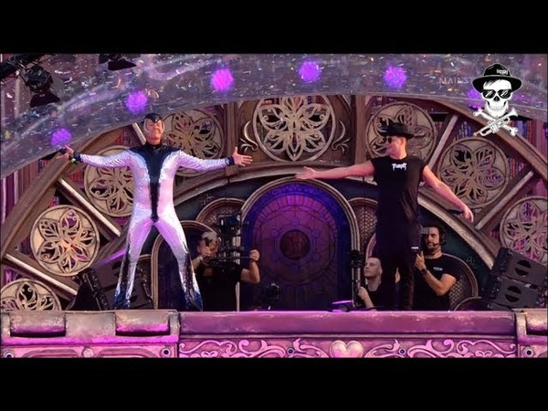 TIMMY TRUMPET VITAS THE 7TH ELEMENT TOMORROWLAND 2019 LIVE