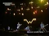 Weezer - Dope nose live 2002