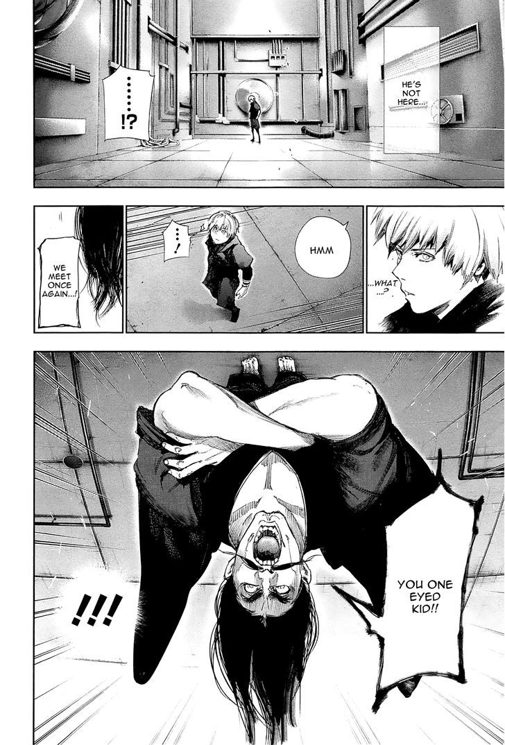 Tokyo Ghoul, Vol. 10 Chapter 96 Underground, image #17