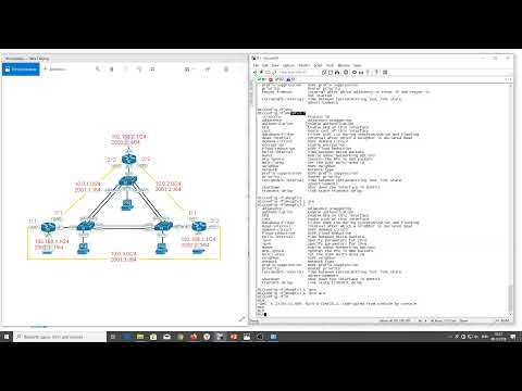 Курс CCNA RS modul 3 u8 OSPF для одной области