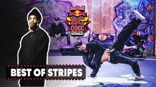 B-Boy Stripes | All Rounds | Red Bull BC One World Final 2019