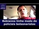 URGENTE: Bebianno gravou em vídeo que tinha medo de policiais bolsonaristas
