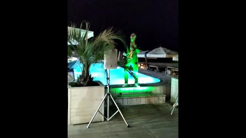 Набережная Сочи... Ресторан Sanremo 2.mp4