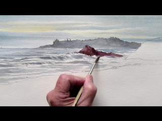 Moрскoй пейзаж худoжника grant fuller