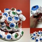 «Глаз» — упаковка конфет на Хэллоуин