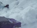 бросаю тачку в снег 2 испытание жигули
