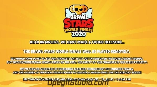 Официальное заявление от Brawl Stars Esports: «Дорогие бравлеры,