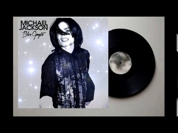 Michael Jackson - Blue Gangsta (Dave Luxe Remix) (Audio Quality CDQ)