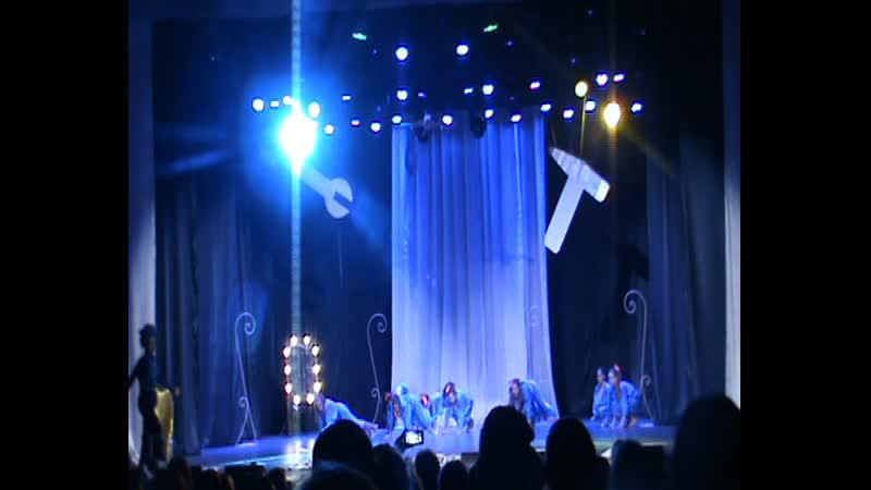 шоу балет Александрия Фиксики 1 2020г