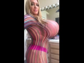 Allegra Cole - Big Fake Tits, Bimbo, Busty, MILF, Huge Ass, Mature, Boobs, Silicone, Saline, Lips, Butt