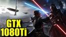 STAR WARS Jedi Fallen Order GTX 1080 Ti OC R5 3600 1080p 1440p 2160p FRAME RATE TEST