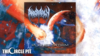 ANOMALY - Planet Storm (Single) Technical Death Metal | The Circle Pit