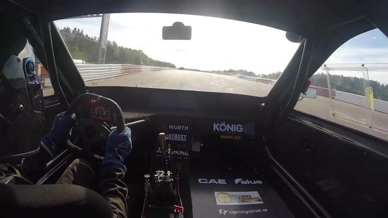 Fredrik Wiborg Evo 6 Mantorp lap record