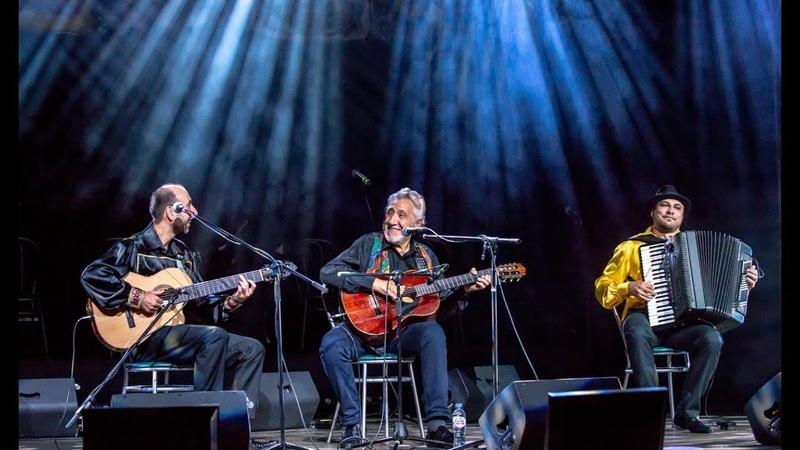 Колпаков Трио Концерт Звезды цыганской музыки Табор спускается с Неба Колизей Арена