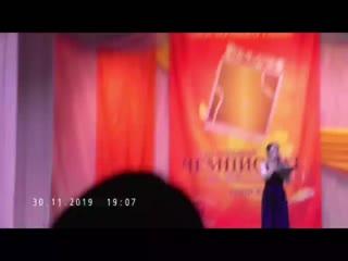 Лунева Марина) гала-концерт, Брянск, ЛВПТ