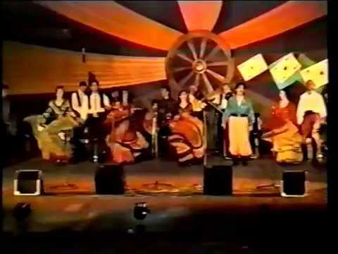 TERNO FINAŁ KONCERTU ROMANE DYVESA 1995
