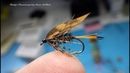 Tying the Hardy's Favourite Wet Fly with Davie McPhail