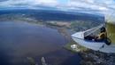 Buccaneer XA over the Ottawa River