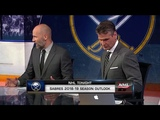NHL Tonight Sabres` outlook Previewing the Sabres after a busy offseason Jul 2, 2018
