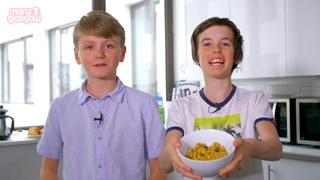 le petit dejeuner francais - Французский язык для детей