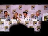 X-Files Comic Con panel 2013