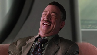J Jonah Jameson Fires Anakin