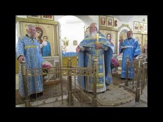 Храм Рождества Богородицы в Поварово-2018