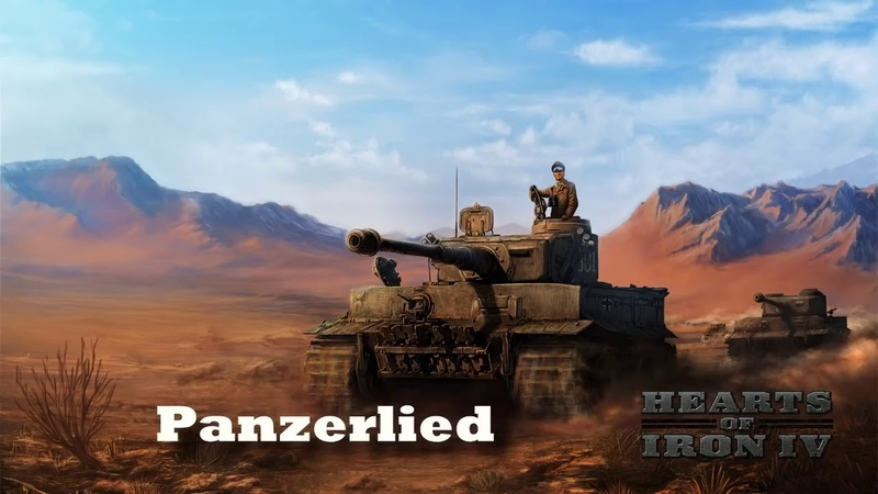 HOI4 panzerlied german march