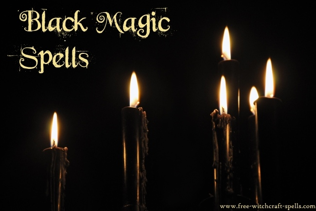 Free Black Magic Spells Vkontakte