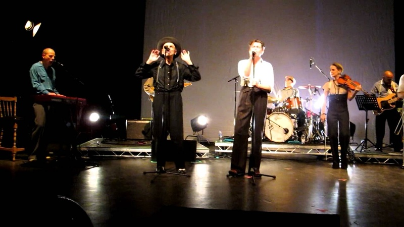 Dexys This Is What She's Like Shepherds Bush Empire 08 05 2012