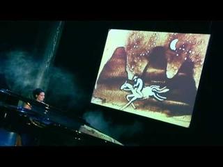 Szentpeteri Csilla & Cakó Ferenc -Gringo (Music&Live Sandanimation) Composed by Csilla Szentpeteri