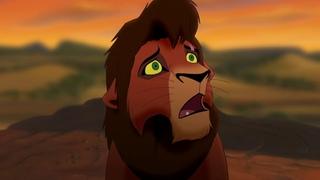 Он ни один из нас - Король Лев 2