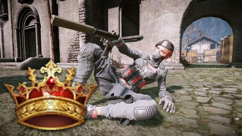 WarFace Царь горы вернут в игру