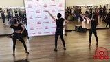 Adolfo, Tania and Lorenita Pachanga amazing Workshop iHeartMambo San Francisco 2017